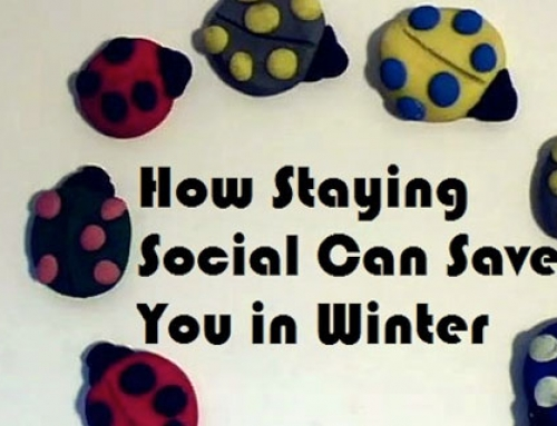 How Staying Social Can Save You in Winter